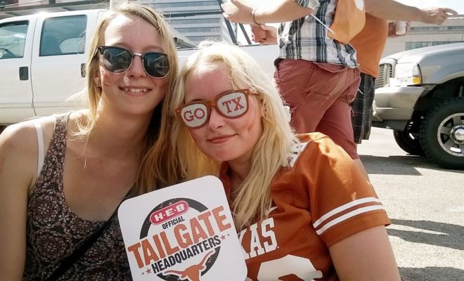 Texas Tailgating: Capturing the Essence of the Season Ahead
