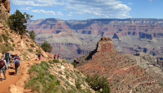 Texas Man Missing Nearly 2 Weeks Found Alive in Grand Canyon
