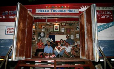 Bring the Honky Tonk to You! Hello Trouble Hall is Mobile Fun
