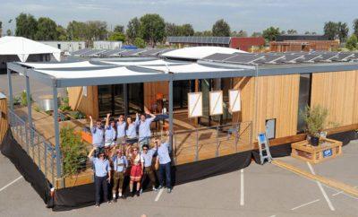 NexusHaus: A Housing Design Partnership Success at UT Blending Innovation & Market Potential