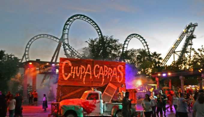 30-Hour Coffin Challenge Coming to Six Flags Fiesta Texas