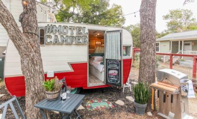 Motel Camper is the Glamping Answer to Your Accommodation Questions in Austin