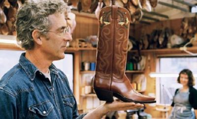 Custom-Made Cowboy Boots: Made in Texas, Made for You