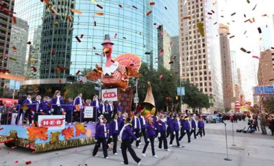 Houston Tradition Lives On: 68 Annual H-E-B Thanksgiving Day Parade