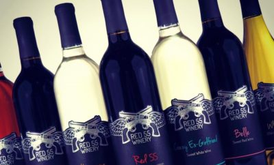Red 55 Winery Honored in Largest Wine Competition in America