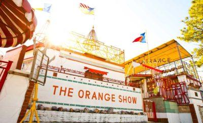 The Orange Show Easter Orange Hunt & PEEPS Art Contest: Creative Thinking & Tasty Results