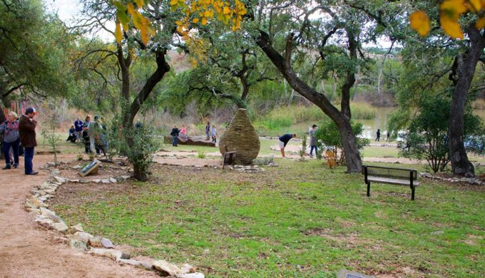 Bee Cave in the Texas Hill Country: Here in the Land of Milk and Honey