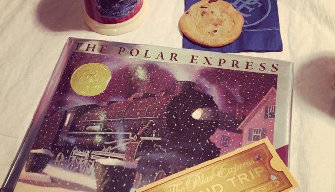 The Polar Express Comes to Texas!