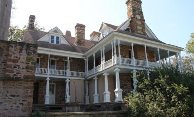 Seaquist Mansion: A Diamond in the Rough