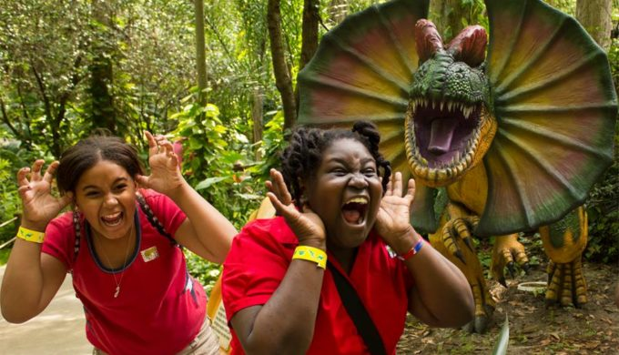 Triassic, Jurassic, and Cretaceous Family Fun To Be Had At Dinosaur World
