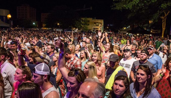 Red Dirt BBQ & Music Festival Music and Food Lineups Announced