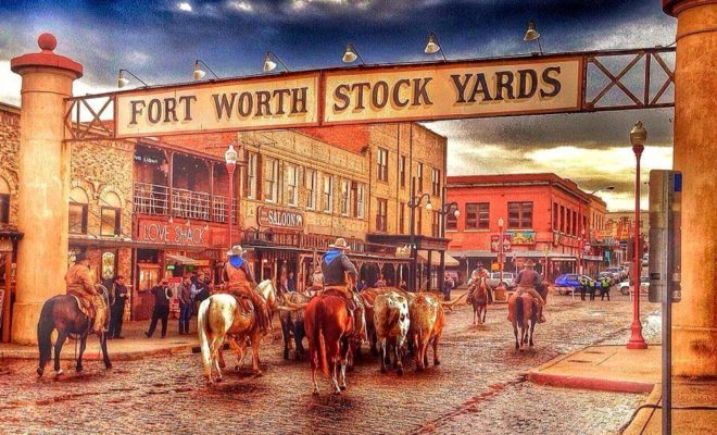 Your Authentic Texas Cowboy Vacation Starts Here: Fort ...