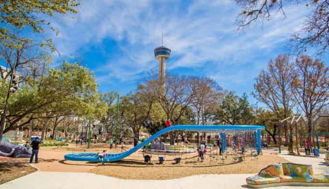 Yanaguana Garden (Say That Three Times Fast!) is Magical Texas Fun