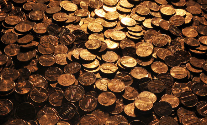 Man Pays DMV in Pennies to Get His Two Cents In