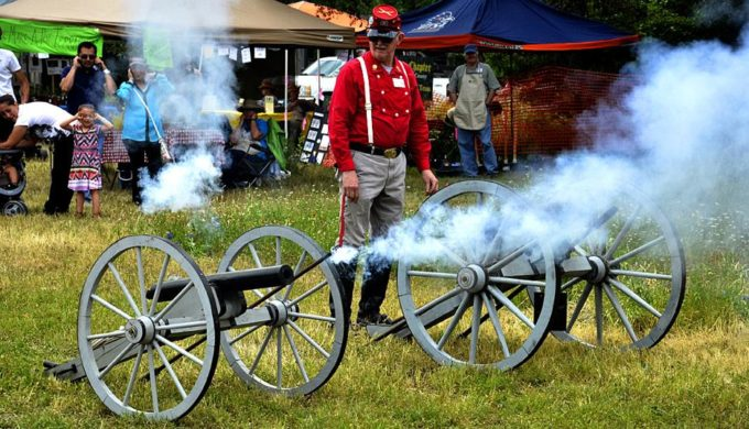 History Brought to Life: Have a Blast at Heritage Day in New Braunfels