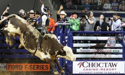 The Iron Cowboy Returns to AT&T Stadium With 3 Texas Competitors