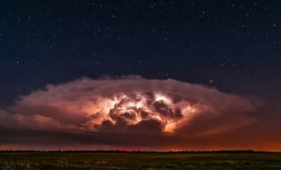 Texas Lightning Storm Photos Capture Nature's Raw Beauty and True Essence