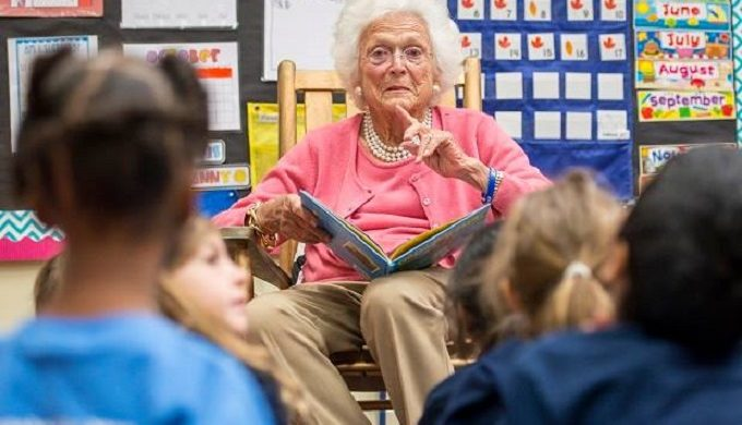 Bush Family Mourns its Matriarch in Passing of Barbara Bush at 92