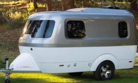 Airstream to Launch Innovative & Upscale NEST Fiberglass Travel Trailer in Spring of 2018