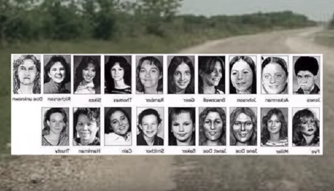 League City Police Seeking Public's Help in Texas Killing Fields Cases