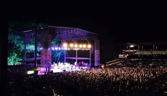 Whitewater Amphitheater: Consistently Great Sound and Continual Top-Name Acts