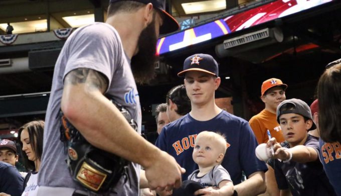 Chevrolet Welcomes Houston's New Astros Fans Following World Series Baby Boom