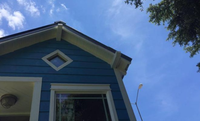 Tiny House Texas: Dallas Morning News Covers the Phenomenon With Local Perspective