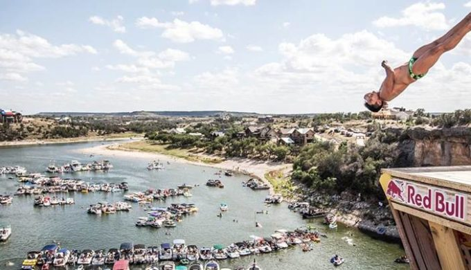 Red Bull Cliff Diving Returns to Hell's Gate for a Banner Season 10