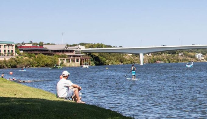 Lakeside Park in Marble Falls is a Four-Season Escape in the Hill Country