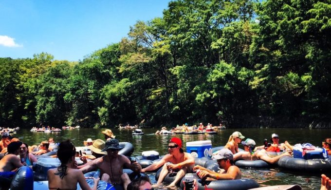 Cool in Concan: The Frio, The Floating, The Fun To Be Had