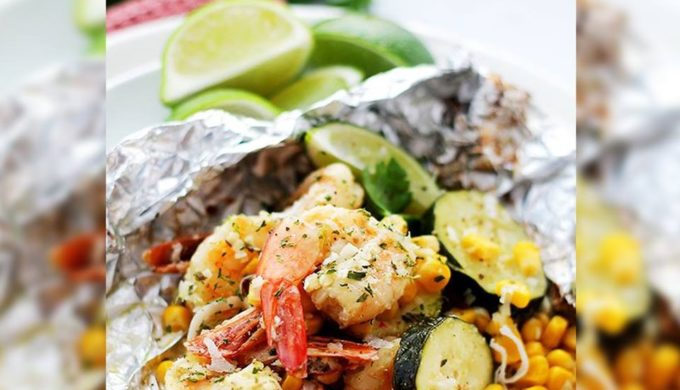 Foil Packet Feasts Fit for a King (or Queen…You Get It!)