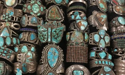 Turquoise at City-Wide Garage Sale