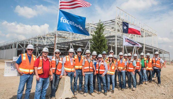 Fort Worth Data Center: Facebook 'Likes' Texas