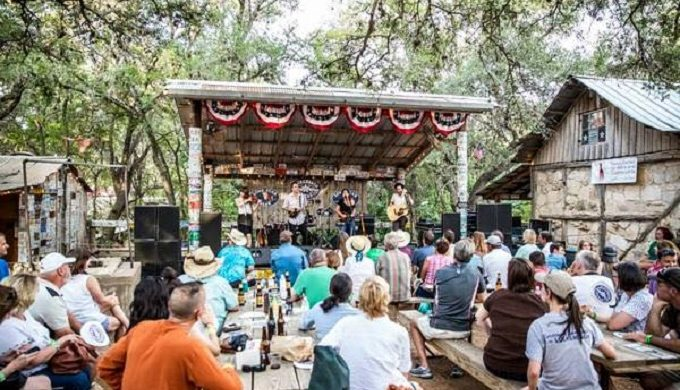 Peace, Love, and Luckenbach, Texas: Take a Trip Back in Time