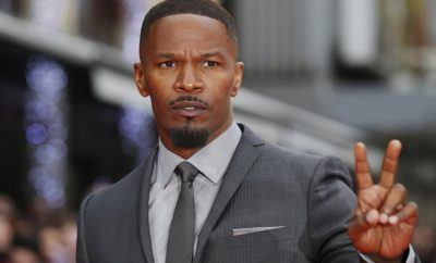 Jamie Foxx Personally Thanks the Teachers of His Hometown, Terrell, Texas