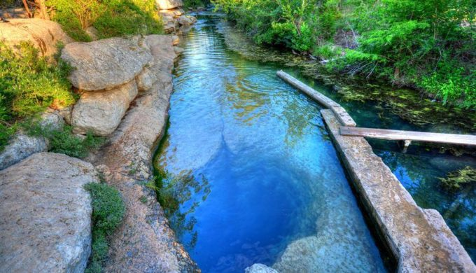A No-Holds-Barred Warm Weather Texas Hill Country Camping Road Trip