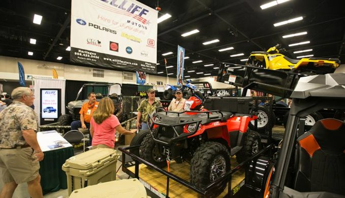 Texas Hunters Sportsmans Expo Set To Draw Thousands To McAllen - Mcallen car show