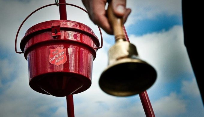 Salvation Army Needs Bell Ringers to Reach Red Kettle Campaign Success
