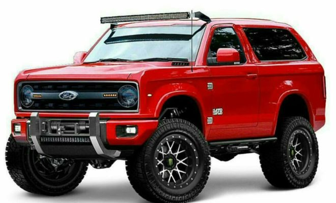 Ford Ranger 2017 >> A 2020 Ford Bronco Release is Pending and That's Music to Our Ears