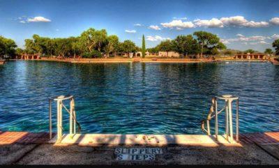 Beautiful Balmorhea State Park: A True-To-Life Texas Oasis