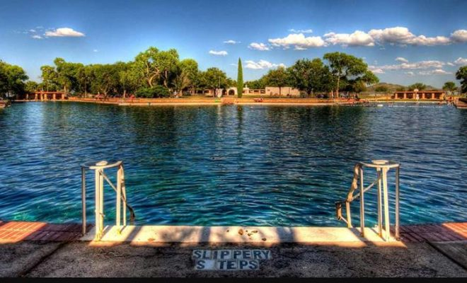 Beautiful Balmorhea State Park: A True-To-Life Texas Oasis