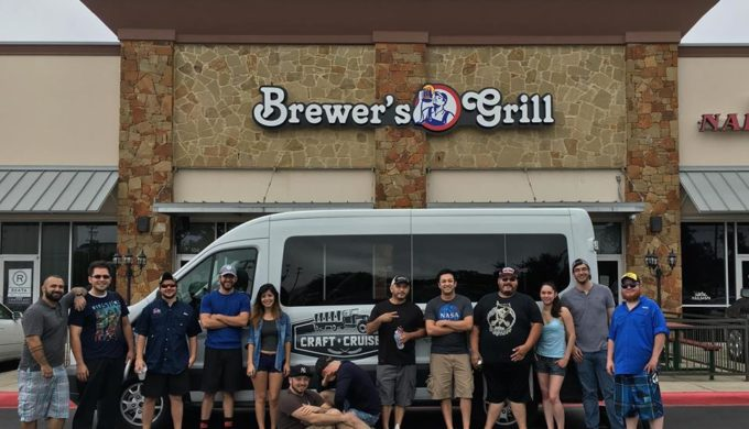 San Antonio Craft Cruiser Adds a San Marcos Brewery Tour