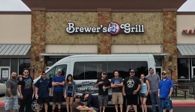 San Antonio Craft Cruiser Adds a San Marcos Brewery Tour