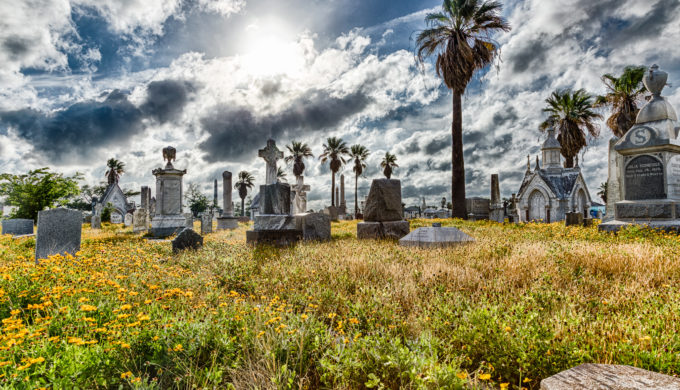 Top 5 Most Haunted Cemeteries in Texas