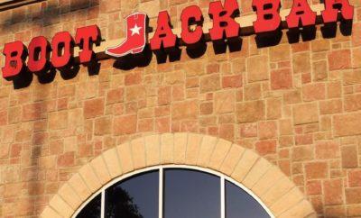 Bootjack Bar