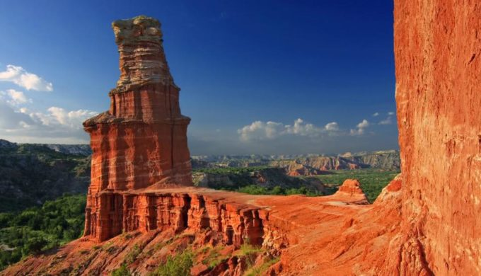 Palo Duro Canyon in the Texas Panhandle: Second in Size to the Grand, First in the Heart of Texans