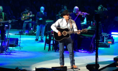 Strait Announces 1992 Concert Ticket Prices for September 1 & 2 Vegas Shows