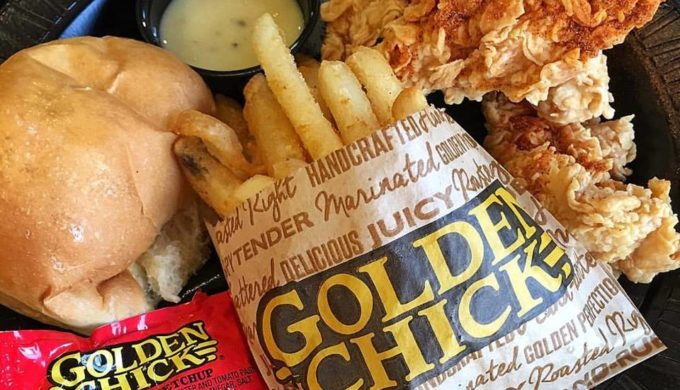 Golden Chick Restaurant Offers a New Concept in San Antonio