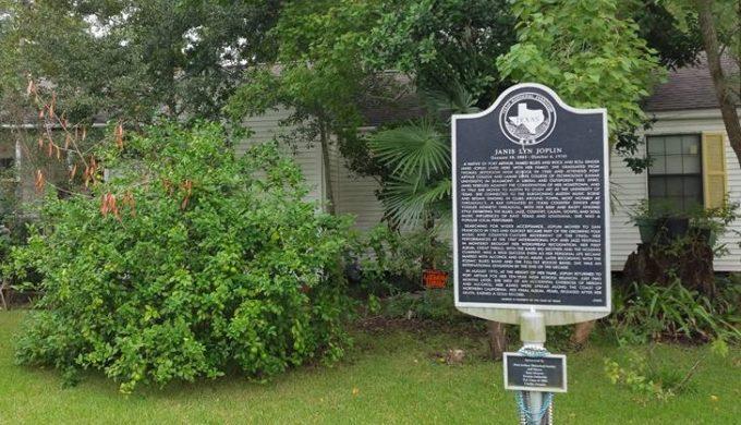 Janis Joplin's Childhood Home is for Sale in Port Arthur