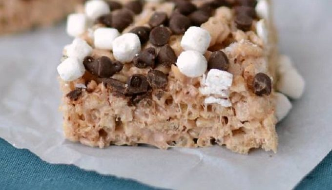 Hot Chocolate Krispie Treats: Quick, Painless, and Totally Tasty